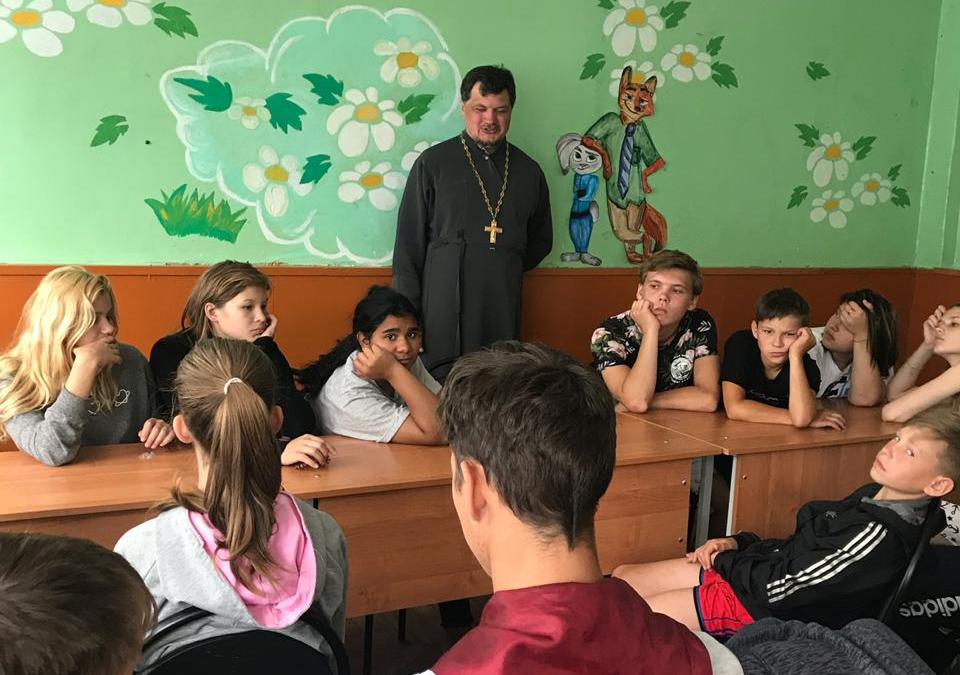 Специалистами ГБУЗ Республики Мордовия «Родильный дом» в июне-июле 2019 года проведены выездные просветительские лекции в летнем оздоровительном лагере «Вастома» Ичалковского района Республики Мордовия.
