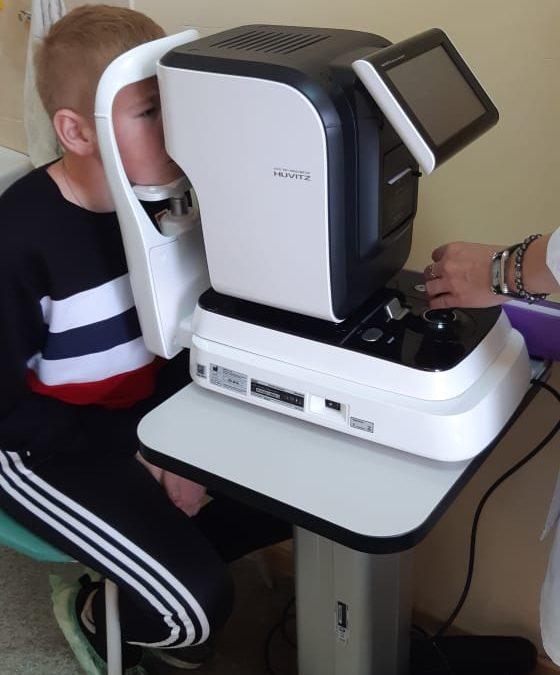 Детское поликлиническое отделение ГБУЗ Республики Мордовия «Торбеевская межрайонная больница» пополнилось новыми медицинскими изделиями