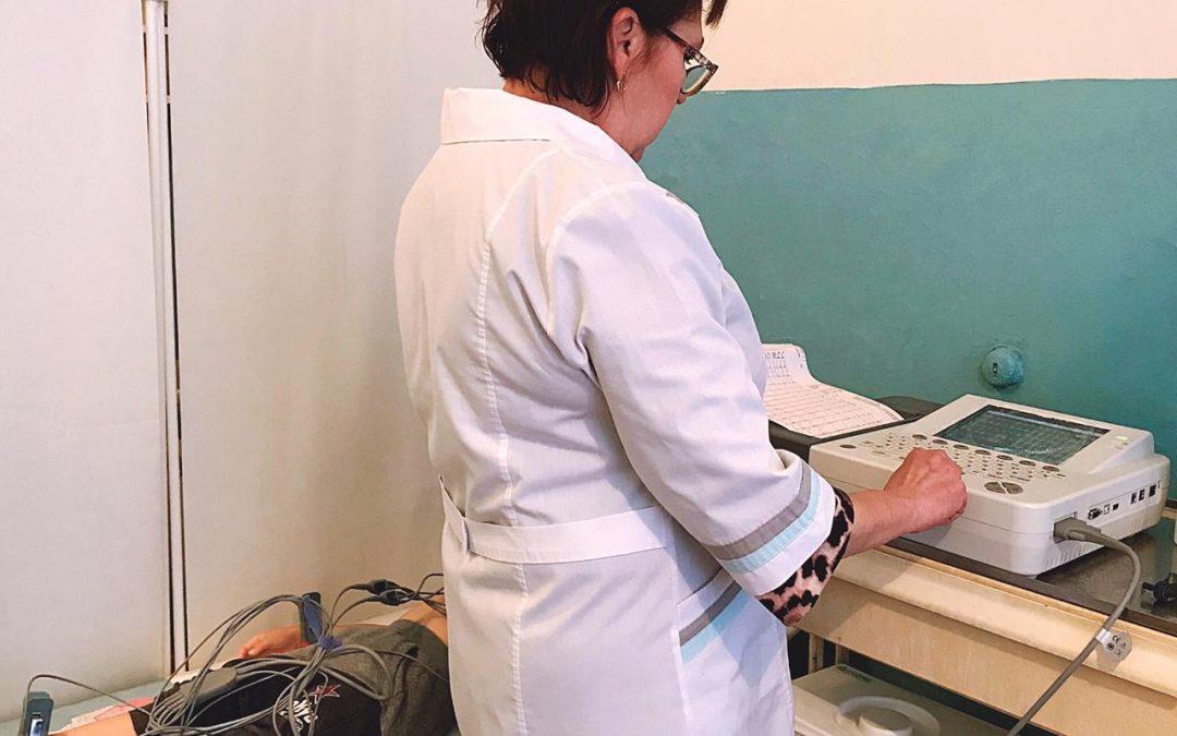 Детское поликлиническое отделение ГБУЗ Республики Мордовия «Ичалковская межрайонная больница» в 2019 году будет дооснащено медицинскими изделиями.