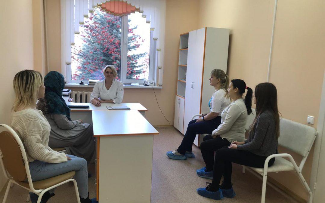 ГБУЗ Республики Мордовия «Родильный дом» проводит «День открытых дверей».