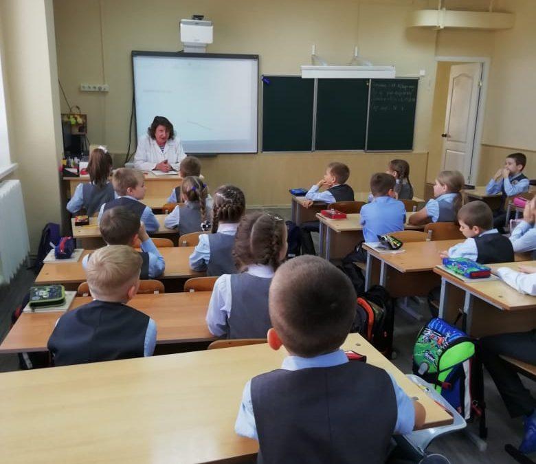 В образовательных организациях Ленинского района г.о. Саранск проведен ряд мероприятий, направленных на формирование у детей приверженности здоровому образу жизни.