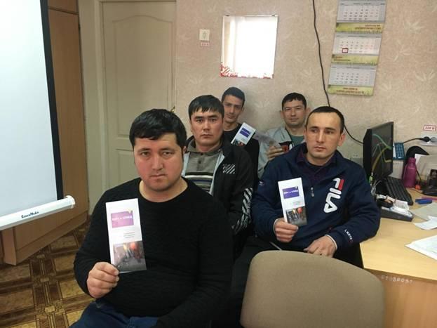 В ГБУЗ РМ «МРЦПБСПИД» в кабинете психосоциального  консультирования и добровольного обследования на ВИЧ специалисты проводят индивидуальные консультации с иностранными гражданами.