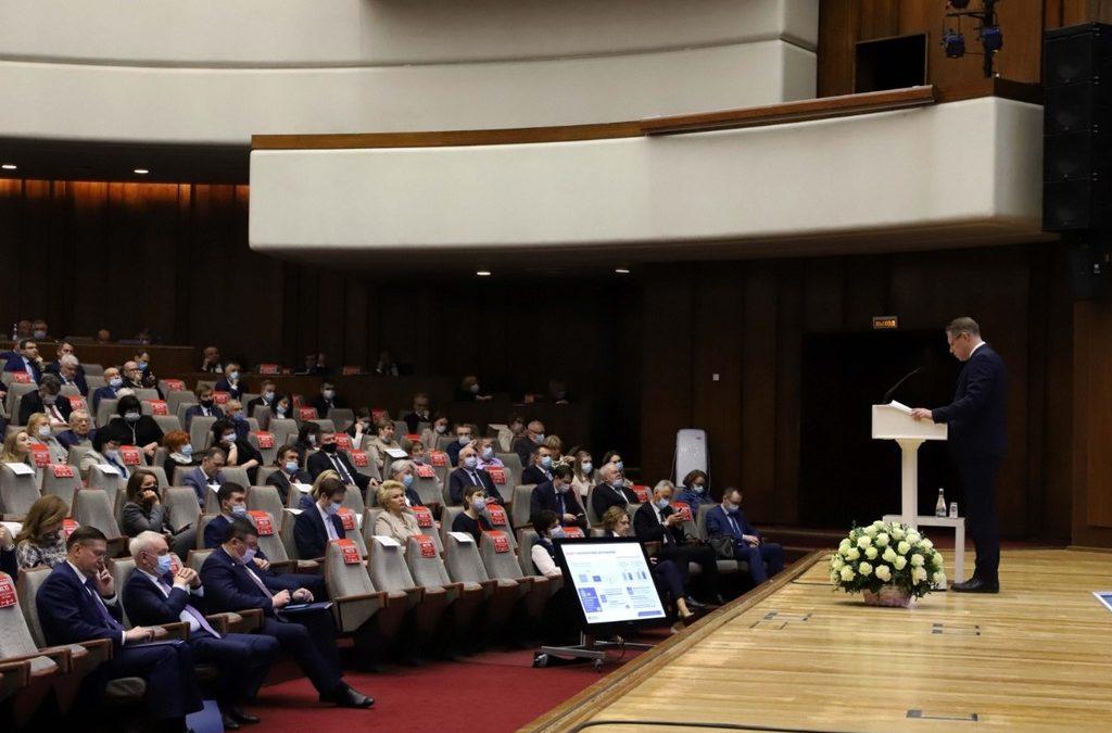 Итоговая коллегия Минздрава России состоялась в пятницу 16 апреля